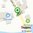 Местоположение компании Исеть