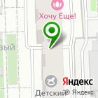 Местоположение компании GEOMETRIA.RU