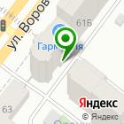Местоположение компании Челябинская областная нотариальная палата