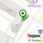 Местоположение компании СТАКОР