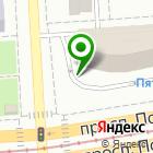 Местоположение компании Челябинская Школа Event-декора и флористики