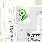 Местоположение компании Первая компания по ремонту окон