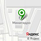 Местоположение компании МЭС