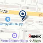 Компания Магазин профинструмента на проспекте Победы на карте