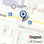 Компания М-мебель на карте