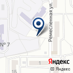 Компания СДЮШОР №2 по велоспорту на карте