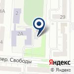 Компания СДЮШОР №3 по боксу на карте