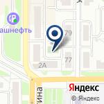 Компания Урал-тур на карте