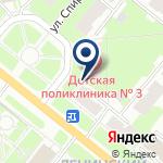 Компания Стройкрепеж на карте