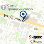 Компания Уральская металлургическая компания на карте