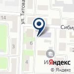 Компания КАПОТ.РФ на карте