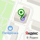 Местоположение компании БизнесОпора