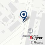 Компания Уральский завод электрических соединителей на карте