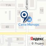 Компания Алмар на карте