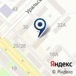 Компания Красногорский районный суд на карте