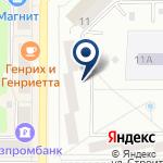 Компания Управление муниципальным жилищным фондом г. Каменска-Уральского на карте