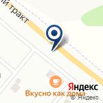 Компания Табыш на карте