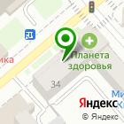 Местоположение компании СОЮЗ