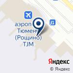 Компания Авиаспецтехнология на карте