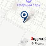 Компания ИНТЕРНО на карте