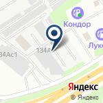 Компания Юмакс Оборудование на карте