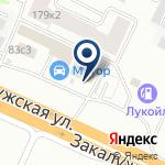 Компания Еврофасад-Урал на карте