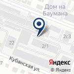 Компания СТРОИТЕЛЬНЫЙ КРЕПЕЖ на карте