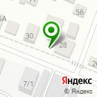 Местоположение компании Пожарно-инновационная компания