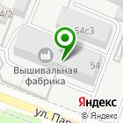 Местоположение компании ДворецкийМВ