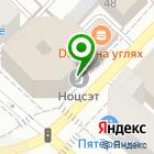 Местоположение компании ШОССЕ