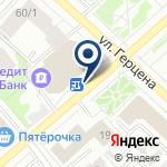Компания ИНВЕСТ-лизинг на карте