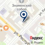 Компания ГранитН на карте
