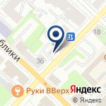 Компания ААА ТРЭВЭЛ-94 на карте