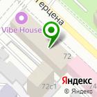 Местоположение компании Дольче-Вита