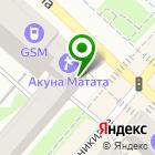 Местоположение компании Качелька