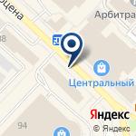Компания MaxTouristik на карте