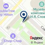 Компания МЕГА детки на карте