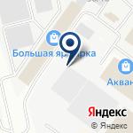 Компания Август на карте