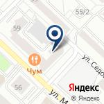 Компания Тюмень-РОКС на карте