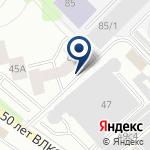 Компания ЯРКО на карте