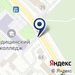 Компания Радиоком на карте