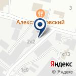 Компания Техпром на карте