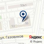 Компания Адонис-Интерьер на карте