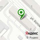 Местоположение компании Сакс-техно