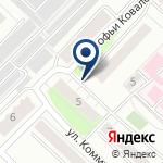 Компания Тюменская областная нотариальная палата на карте