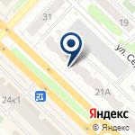 Компания Анекс Тур на карте