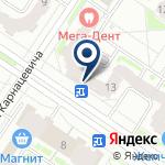 Компания inBase на карте