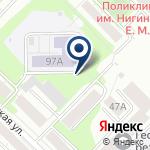 Компания Сибнефтегаздиагностика, ЗАО на карте