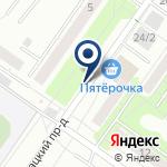Компания Компания ТрансТелеКом на карте