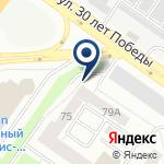 Компания Сибирский поставщик на карте